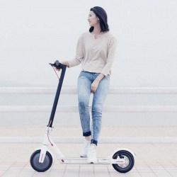 Xiaomi-MiJia-Smart-Electric-Scooter-белый-5